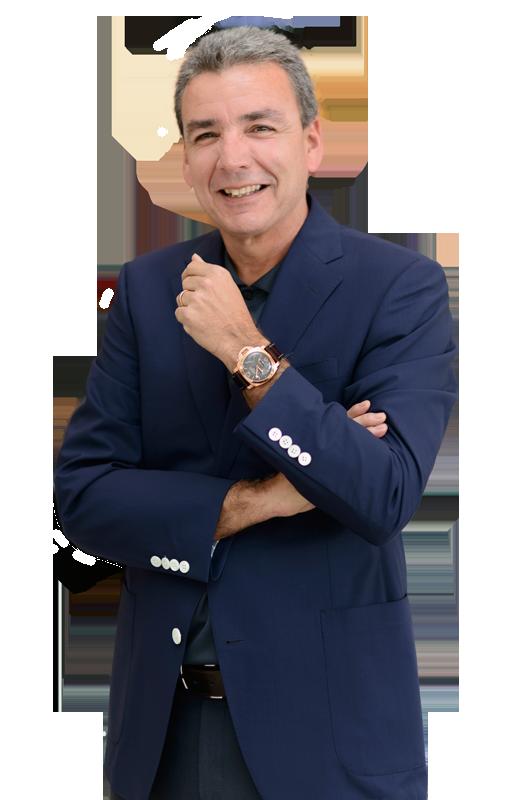 Felipe Pérez - Presidente de El Meson Sandwiches