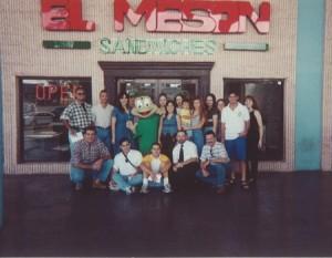El Meson Mayagüez Mall 1987