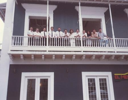 El Meson Viejo San Juan 1992