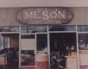 El Meson 1972