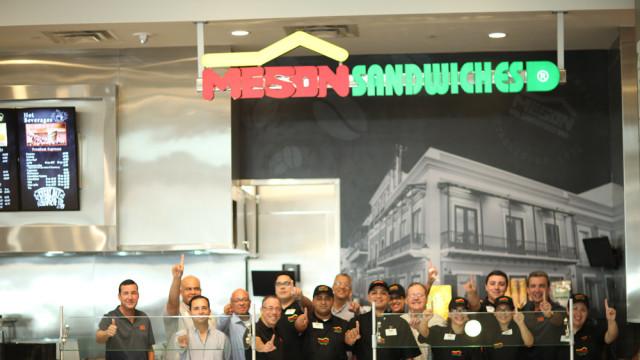 El Meson Sandwiches en Orlando