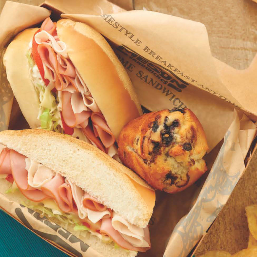 El Meson Sandwiches LunchBox Especialidad