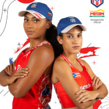 Alethia Marrero y Angelin Figueroa