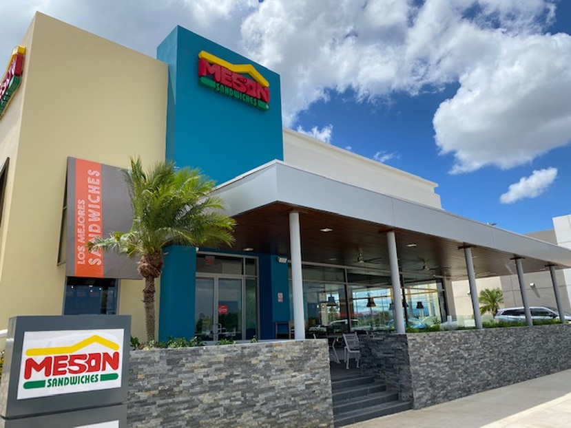 El Meson Sandwiches Plaza Río Bayamón
